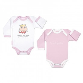Bodysuits set princess (long sleeves) by Isabelle Kessedjian