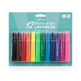 Washable pens set by Marielle Bazard