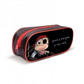 Pencil case Pirate by Isabelle Kessedjian