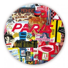 "Badge ""Quel Talent"" by Marie-Pierre Denizot"