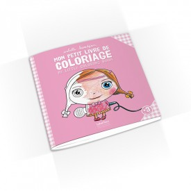 My little coloring book