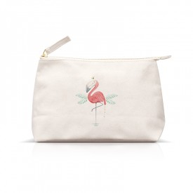 Gaëlle Duval Flamingo pouch