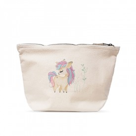 Gaëlle Duval Large pouch Unicorn