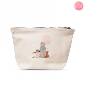 Large pouches : Moon girl