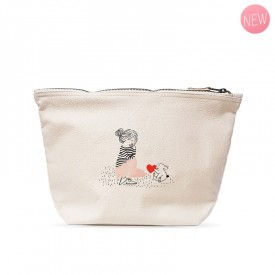 Large pouches : Bunny girl