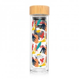 """Infuser bottle """"Abstract"""""""