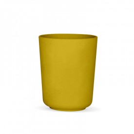 Mimosa Yellow Vegetal cup