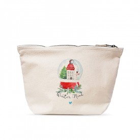 Large pouches Winter Mood - Snow ball