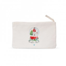 Small pouches Winter Mood - snow ball