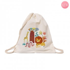 Cotton tote bag: Savannah