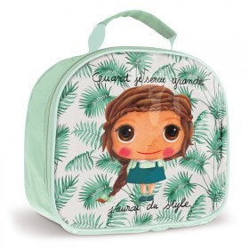 Toilet bag for girl: Quand je serai grande, j'aurai du style