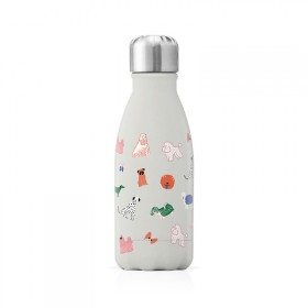 "Small insulated bottle ""Small dogs"""