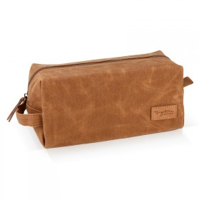 Camel wash bag