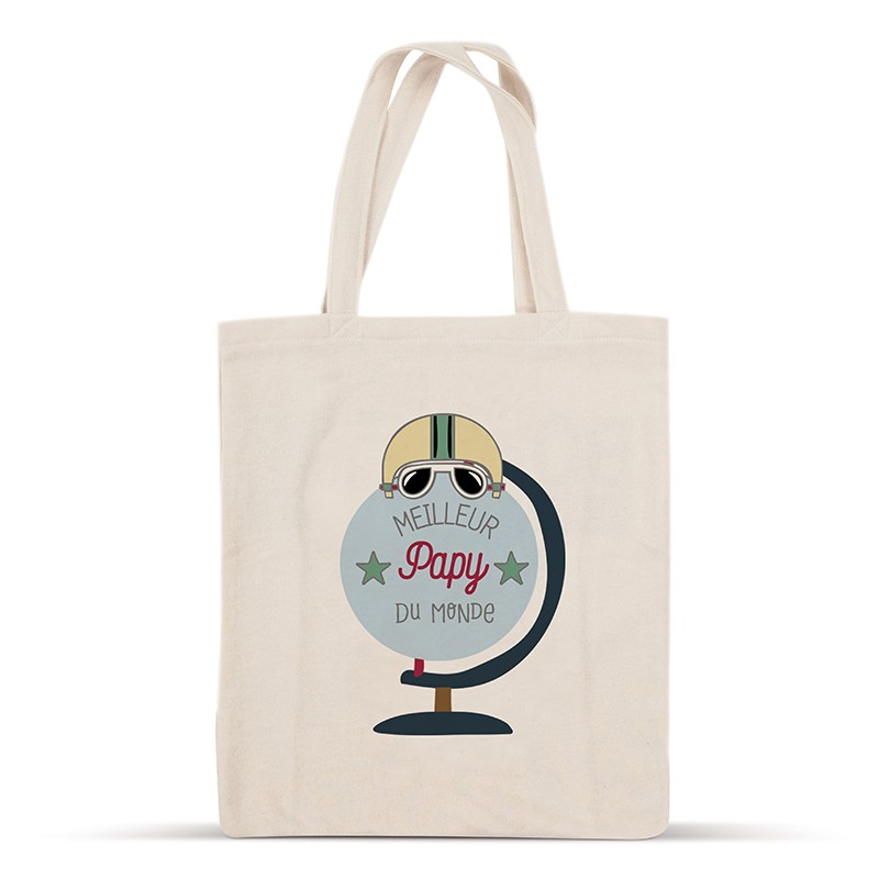 tote bag papy