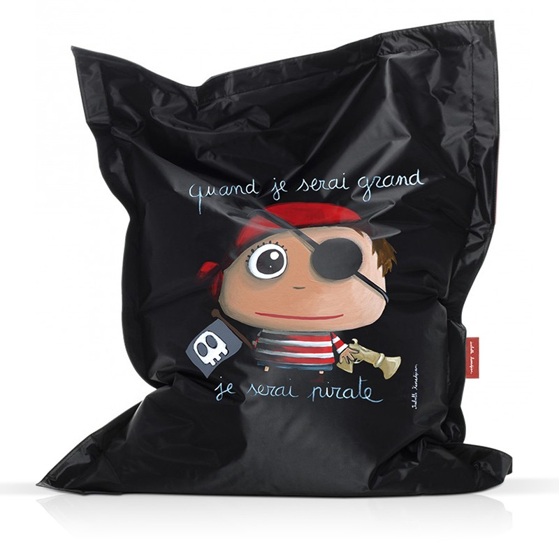 Bean bag Pirate