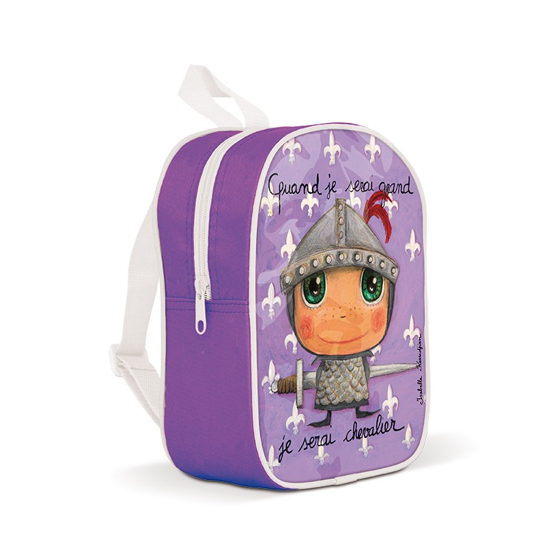Backpack small Knight