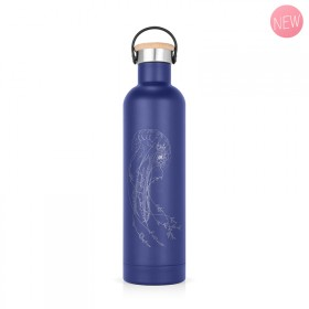 Jellyfish flask