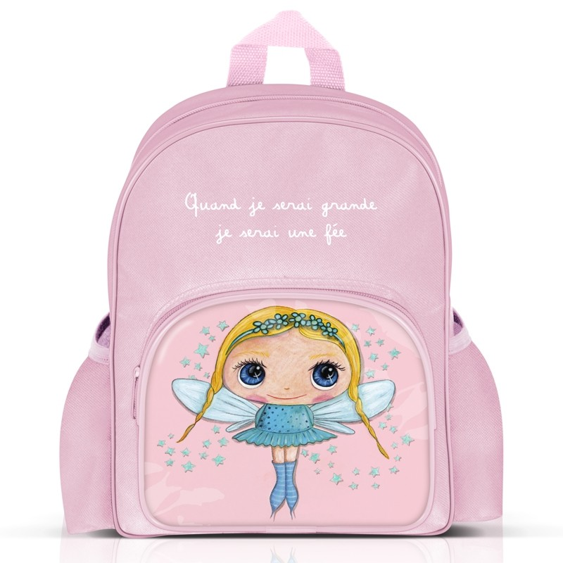 "Big size backpack ""Fairy"" by Isabelle Kessedjian"