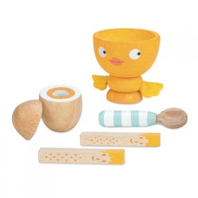 "Egg Cup Set ""Chicky-Chick"""