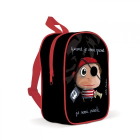 Backpack small Pirate