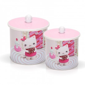 Set of 2 candy boxes by Missbonbon