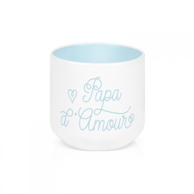 """Egg cup """"Papa d'amour"""""""