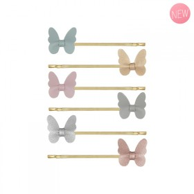 Hairclips butterfly