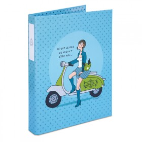 Ring binder Blue