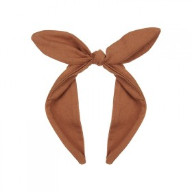 Ochre fabric headband