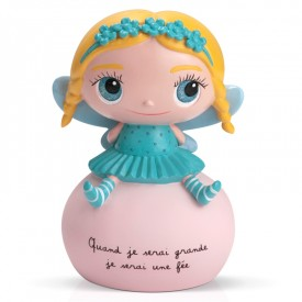 Fairy Money box by Isabelle Kessedjian