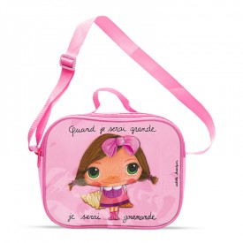 Lunch bag Greedy by Isabelle Kessedjian