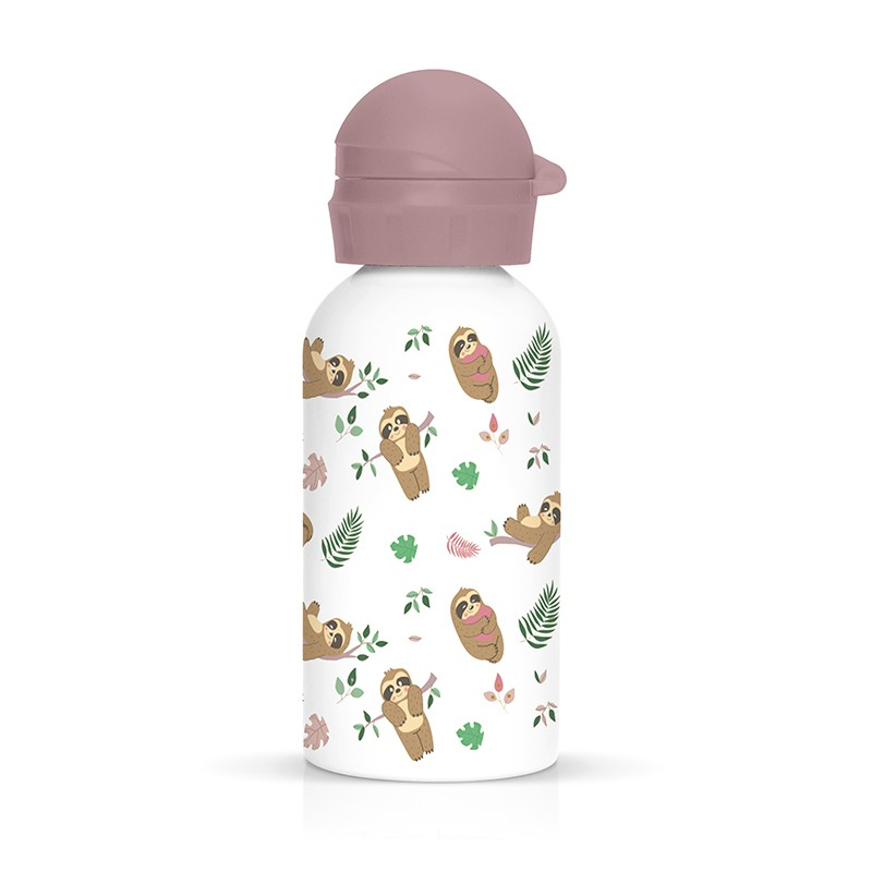Children flask Sloth by Label'tour créations