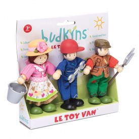 Farmers by Le toy van