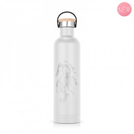 Seahorse flask by Label'tour créations