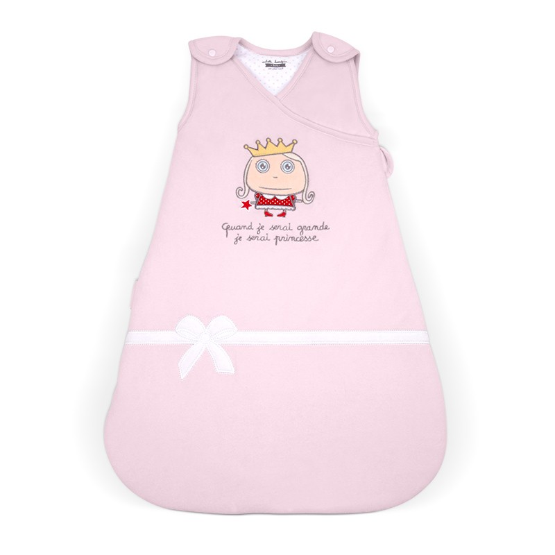 Winter Sleeping bag Princesse by Isabelle Kessedjian