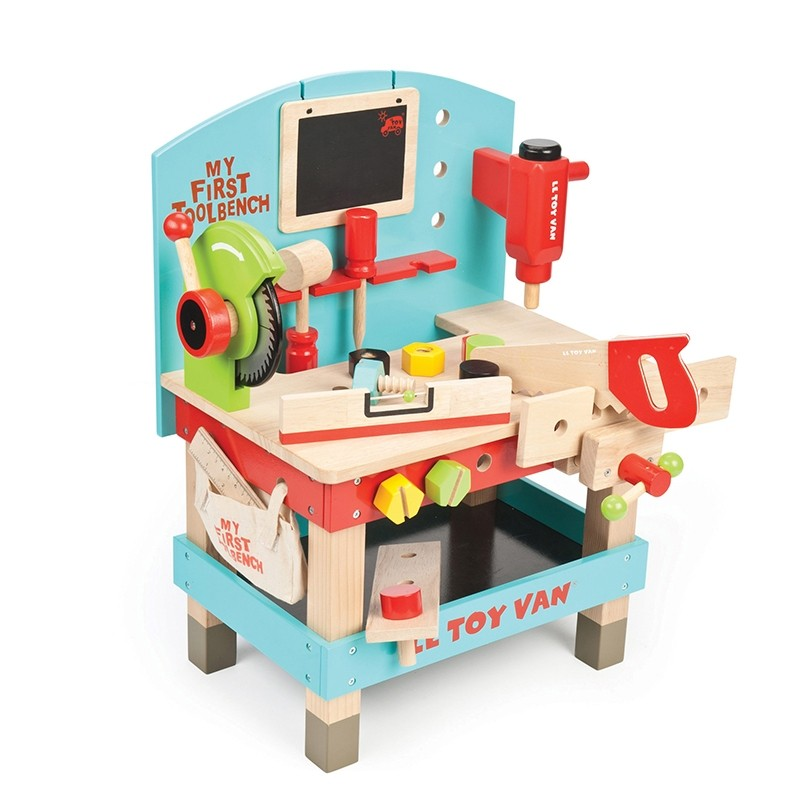 My First Tool Bench by Le toy van