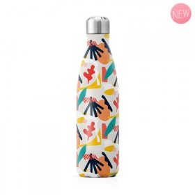 "Insulated bottle ""Abstract"""
