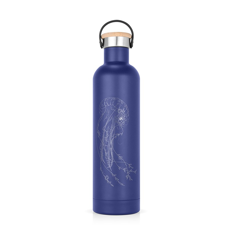 Jellyfish flask by Label'tour créations