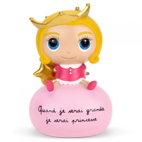 Money box Princess