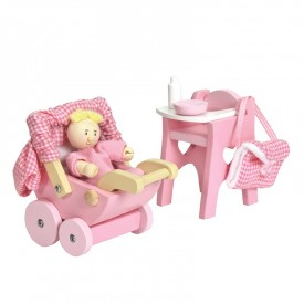 Nursery set by Le toy van