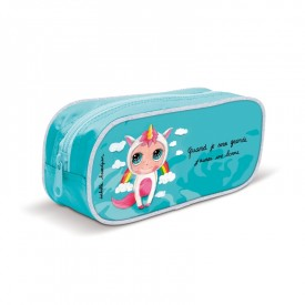 Pencil case Unicorn by Isabelle Kessedjian