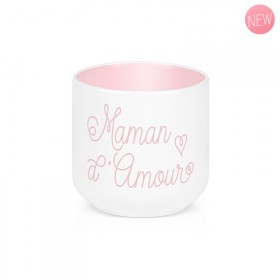 "Egg cup ""Maman d'amour"""