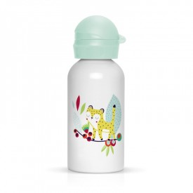 Leopard children flask by Zabeil