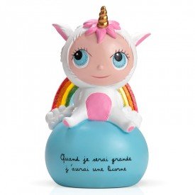 Unicorn Money box by Isabelle Kessedjian
