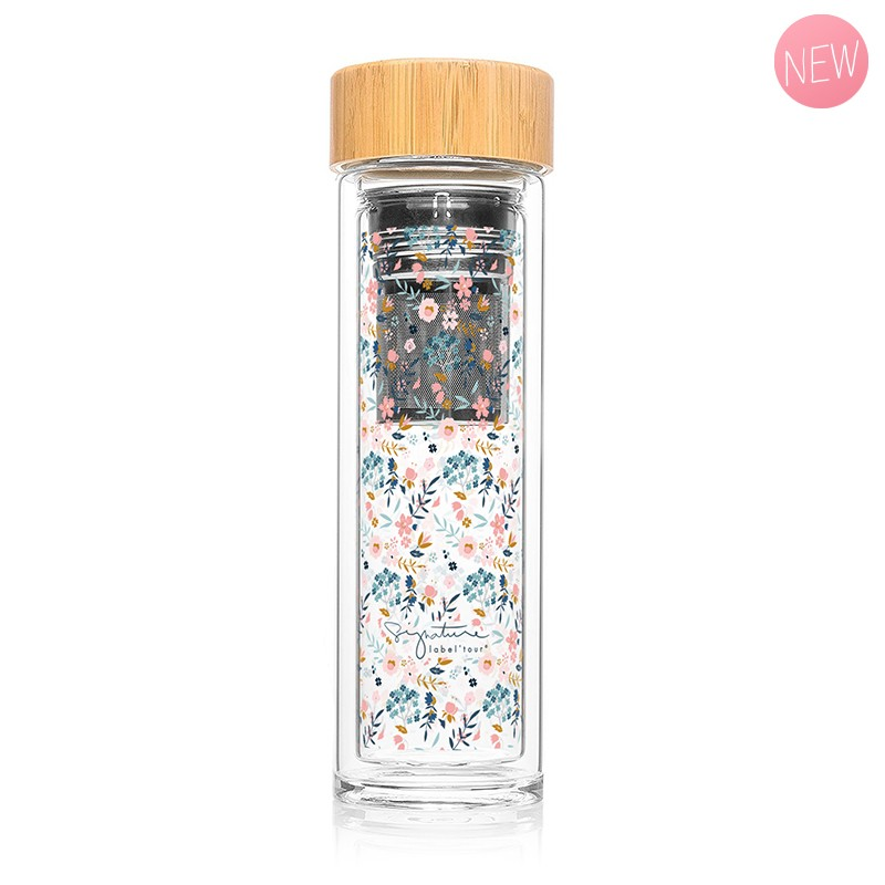 "Infuser bottle ""Liberty"" by Label'tour créations"