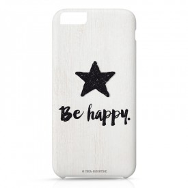 Coque Iphone 6 : Be Happy by Créa bisontine