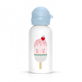 Ice cream children flask by Zabeil