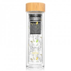 "Infuser bottle ""Agrumes"" by Label'tour créations"
