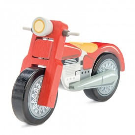 Motorbike by Le toy van