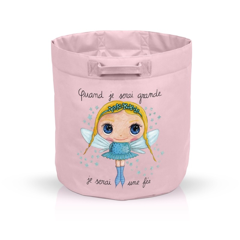 Toys bag Fairy by Isabelle Kessedjian